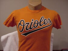 SWEET Baltimore Orioles Youth Sm (8-10) Orange Jersey Style T-Shirt, VERY NICE!!