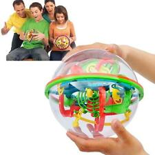 Addictaball Large Puzzle Ball Addict a Ball Maze 3D Puzzle Game Toy Fun Gift D~