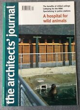 Architects Journal 3 Dec 93 Wildlife Hospital, Paderborn Museum, Chaucer College