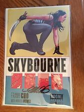 Skybourne #1 Baltimore Comic-Con Variant Signed by Frank Cho