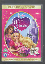 BARBIE & The Diamond Castle - UK R2 DVD - (mint condition - as new/unplayed)
