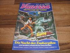 VANESSA   # 71 -- NACHT der ZAUBERPILZE  // mit Poster  1984