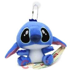 Disney Lilo and Stitch Plush Doll Mini Hanging Key Chain Hanger