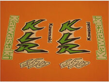 KLR 650 old motorcycle decals stickers NOS
