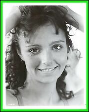 "JENNIFER DALE in ""Your Ticket is no Longer Valid"" Original Vintage PORTRAIT 1981"