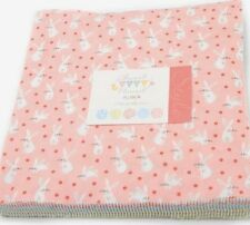 """SWEET BABY Flannel Layer Cake from MODA - (42) 10"""" squares - 35280LCF"""