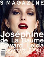 S MAGAZINE #15 Late JOSEPHINE DE LA BAUME Lina Scheynius SEBASTIAN BLACK @New@