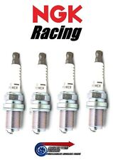 Set 4x NGK V-Power Racing Spark Plugs HR8- For RPS13 180SX SR20DET Redtop