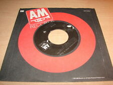 "STING - we'll be together (am2983) USA ORIGINAL 7"" FROM 1987"