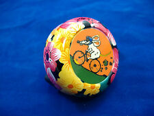 RAT RACE FLOWER BICYCLE BELL RINGER KIDS BIKE