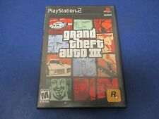 PlayStation 2, Scarface, Grand Theft Auto III, Rated M, Liberty City, USA
