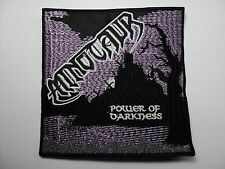 MINOTAUR POWER FROM DARKNESS    EMBROIDERED PATCH