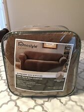 Brown Sofa Slipcover