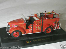 Signature 1/32 1941 GMC Fire Truck - 32348