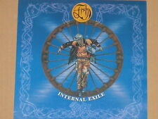 "FISH -Internal Exile- 7"" 45"