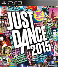 Just Dance 2015 for Sony Playstation 3 PS3 Video Game