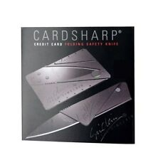 ☆ 1 New IAIN SINCLAIR CARDSHARP 2 Credit Card Knife Razor Blade Survival Camping