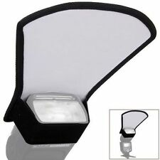 Universal Flash Diffuser Softbox Silver / White Reflector for Yongnuo Speedlite