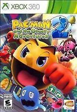 Pac-Man and the Ghostly Adventures 2 USED SEALED (Xbox 360) **FREE SHIPPING!!