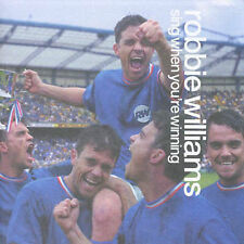 CD Robbie Williams Sing When You're Winning 2000 Chrysalis - FAST SHIPPING!