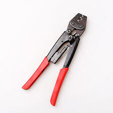 Pocket Electricians Ratchet Terminal Crimping Crimper Plier Snip Cutter Tools