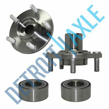 Pair of 2 NEW Right and Left Front Wheel Hub and Bearing Assemblies