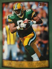 NFL 13 Tyrone Davis Green Bay Packers TOPPS 1999