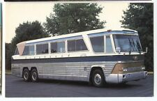 Greyhound Bus Mechanicsburg Pennsylvania Postcard Mack MV-620-D