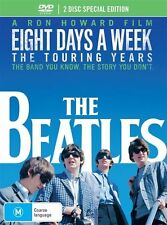 The Beatles - Eight Days A Week - Touring Years (DVD, 2016, 2-Disc Set) Region 4