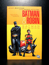 COMICS: DC: Batman & Robin: Batman Reborn tradepaperback Vol #1 (2009) -(figure)