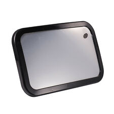 Large Adjustable Baby Car Seat Child Safety Parent Wide View Travel Mirror Black
