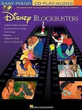 Disney Blockbusters: Easy Piano Play-Along Volume 11 by