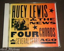 MADE IN JAPAN.:HUEY LEWIS & THE NEWS - Four Chords & Seven Years Ago,CD,ALBUM