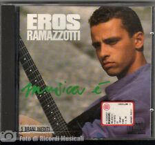 EROS RAMAZZOTTI  - MUSICA E' DDD 461181-2 CBS 1988
