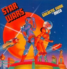 Music Inspired by Star Wars and Other Galactic Funk, New Music