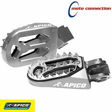 APICO PRO-BITE FOOTPEGS TITANIUM FOR BETA 250RR 300RR 2013 - 2017