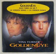 Goldeneye CD's  (BOF) Tina Turner 1995