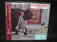 RED HOT CHILI PEPPERS The Getaway JAPAN CD Ataxia Jane's Addiction Pearl Jam