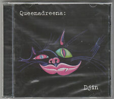 Queenadreena - Djin (2009) Factory Sealed NEW CD