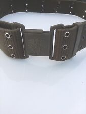 Austrian Web Army Military Belt, One Size, genuine surplus, for tactical pistol