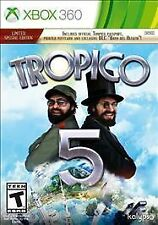 XBOX 360 TROPICO 5 BRAND NEW VIDEO GAME
