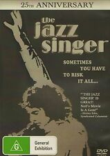 The Jazz Singer 25th Anniversary Edition - UK Region 2 DVD Neil Diamond New!