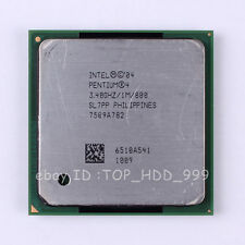 Intel Pentium 4 SL7PP SL7E6 Socket 478 3.4 GHz 800 MHz CPU Processor
