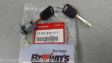 NEW GENUINE HONDA CIVIC 2004 2005 DRIVERS DOOR LOCK CYLINDER 72185-S5A-A11