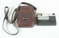 VINTAGE TELE CHALLENGER DISC CAMERA KODAK FLASH WORKING WITH CASE VINTAGE RETRO