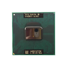 Intel Core Duo P9700 2.8 GHz 6MB 1066MHz Processor SLGQS mobile laptop cpu
