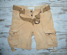 ABERCROMBIE &FITCH MEN'S CARGO SHORTS SIZE 30 PERFECT CONDITION