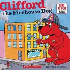 Clifford 8x8: Clifford the Firehouse Dog by Norman Bridwell (2010, Paperback)