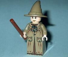 HARRY POTTER #42 Lego Professor Sprout w/wand NEW Genuine Lego 4867