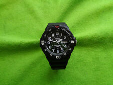GENUINE CASIO WATCH DIVER STYLE LUMINOUS MRW 200H MINT CONDITION ---55-----